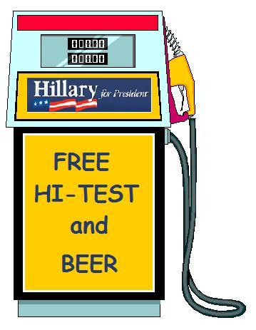 Clinton Strategy Revealed