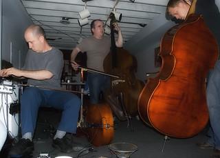 Vic Rawlings, Mike Bullock, Andrew Lafkas