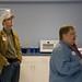 Rockford, Illinois Mayor Larry Morrissey - Emergency Red Cross Emergency Overnight Shelter Clean Up 10.25.2008