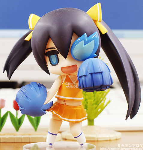 Nendoroid Puchitto Rock Shooter: Support version
