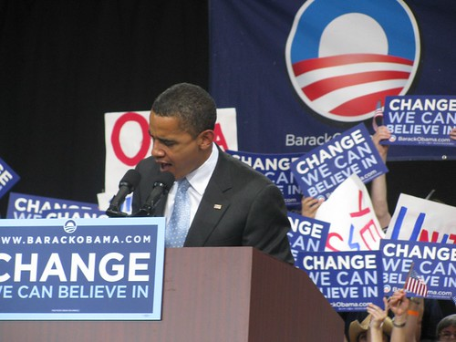 Obama 7 by calibansfolly, on Flickr