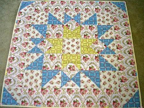 Stella's quilt