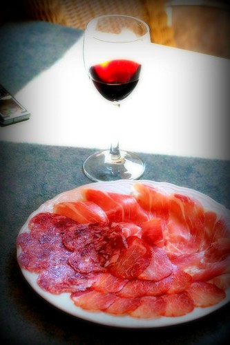 Wine & Ibericos