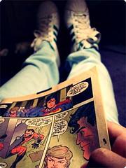 Comic Book Struck