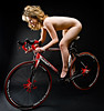 There are few things more enjoyable than a bicycle ride or a beautiful woman (by jonnygrip)