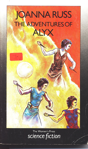 Adventures of Alyx cover
