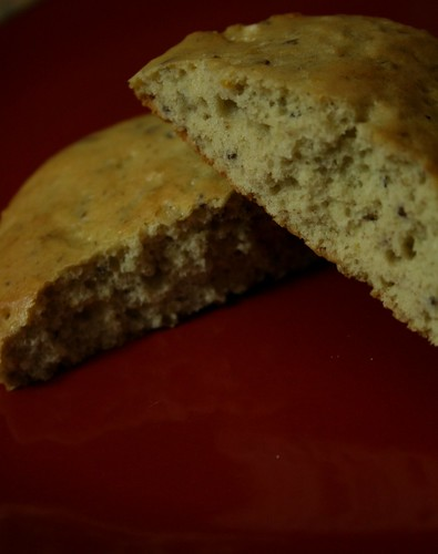 Banana-Maple-Flax Cookie