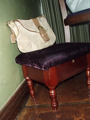 Melisse Handbag Stool