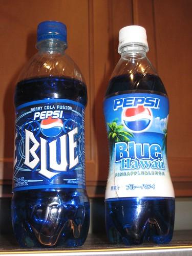 Un)Happy iPhone Friday + Pepsi Blue Hawaii!!   Cavalcade of