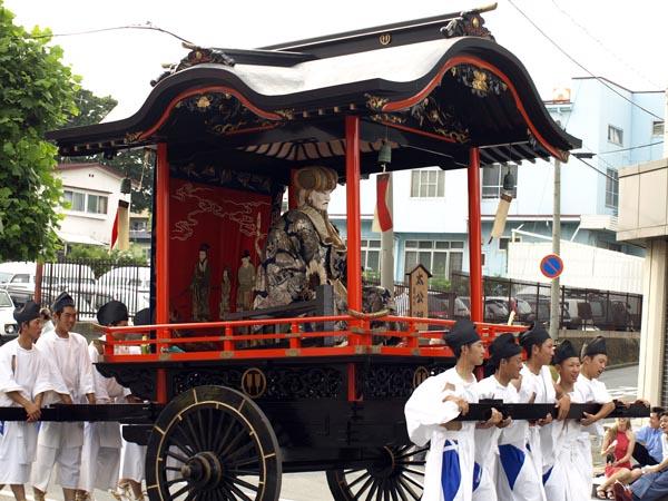 2008年 八戸三社大祭 お通り 11