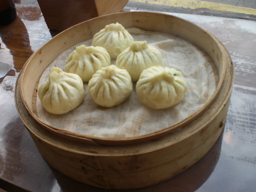 Vegetable Dumplings  by oakblue.