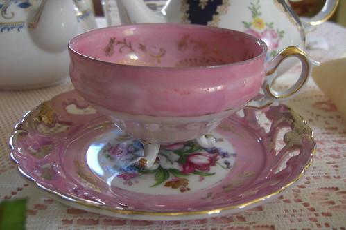 My tea cup
