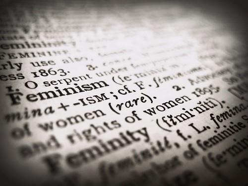Feminism:  October 2, 2008