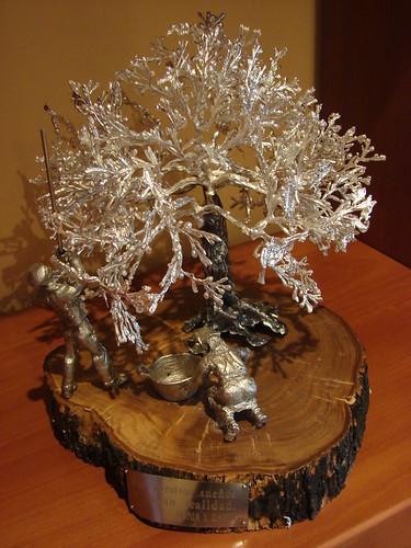 Olivo de plata