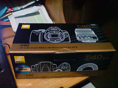 D40 boxed