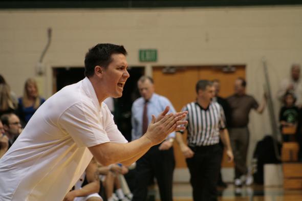 Coach Rex Walters