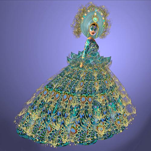 Rialto Gown - Edika Creations