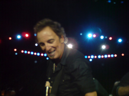 Bruce Springsteen & E-Street Band i Parken