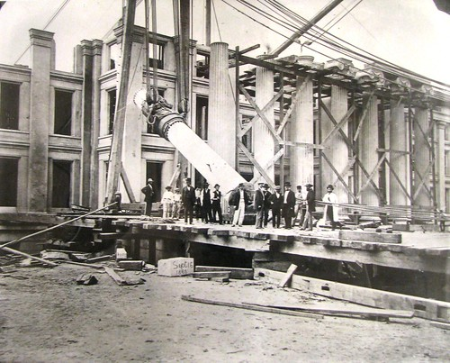 Treasury Building - Washington, DC - Sept. 16, 1861