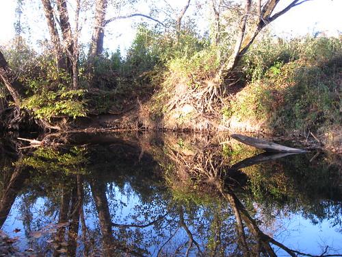 Little Brasstown Creek