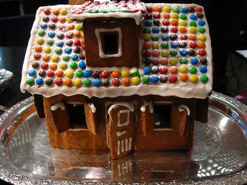 Gingerbread - Rainbow House