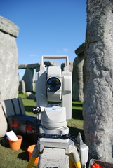 """Survey at Stonehenge • <a style=""""font-size:0.8em;"""" href=""""http://www.flickr.com/photos/96019796@N00/2401675022/"""" target=""""_blank"""">View on Flickr</a>"""