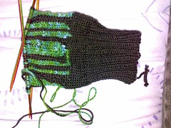 Winter Twilight Mitts 2