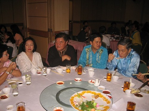 @ SHS Annual Dinner 2007 1