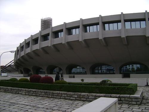 Yoyogi stadium