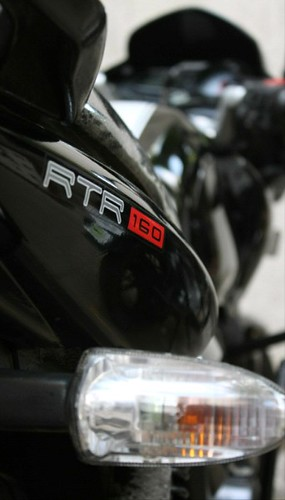 RTR TVS Apache by donteatthis