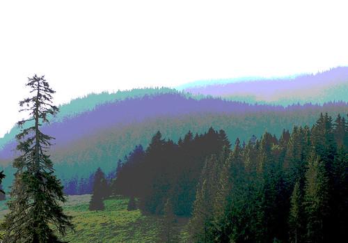 La Givrine, Monts du Jura