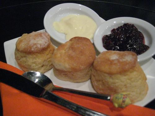 T2 teahouse scones