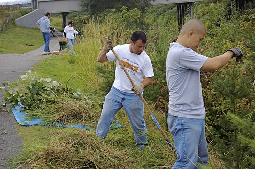 United Way Day of Caring - Sammamish River Trail