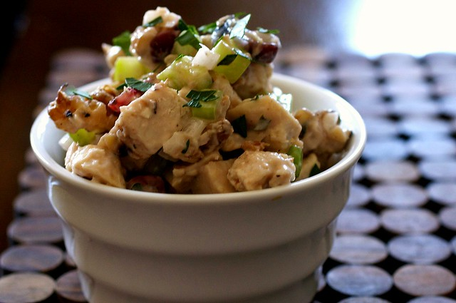 cranberry-walnut chicken salad – smitten kitchen