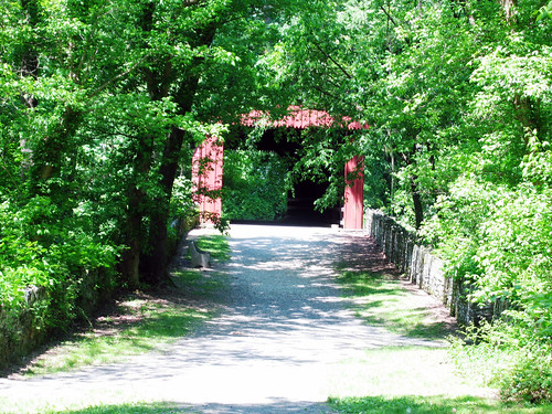 Thomas Mill Road Covered Bridge