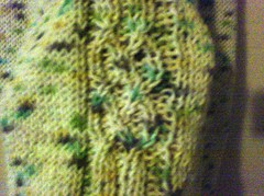 Frock Camisole, closeup