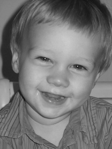 Happy boy.