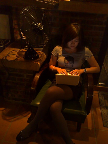 東區的小咖啡酒吧-窩台北