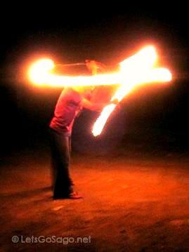 06. Firedance, Pagudpod