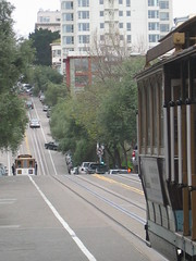 Trams in San Francisco