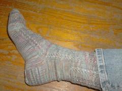 New England Socks - Sock 1 Complete