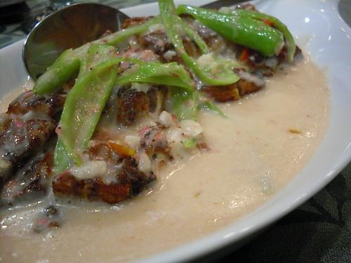 Bicol Express at Cafe Ten Titas