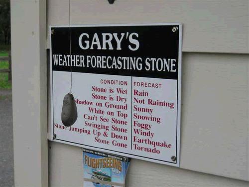 Garys stone