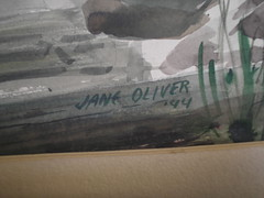 Jane Oliver 001 detail (signature)