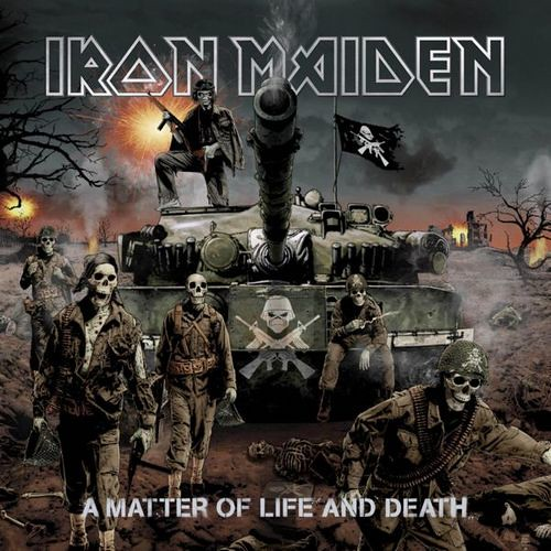 (2006) A Matter OF Life And Death (320 kbps)