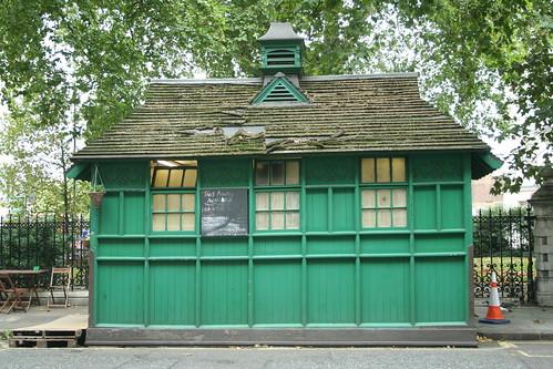 tea hut - knightsbridge