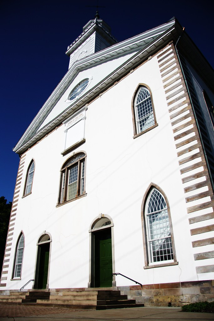 Kirtland Temple (Kirtland, Ohio) | Here is the Church