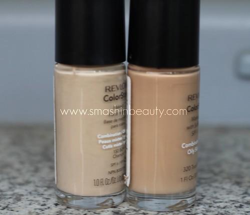 Revlon Colorstay Foundation Makeup Review Smashinbeauty