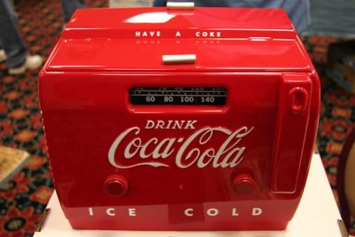 Coca-Cola Radios Add Life