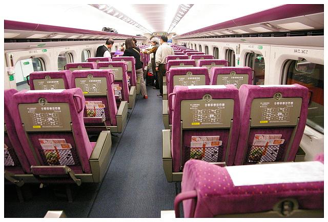 臺灣高鐵商務艙體驗記 @ 阿哲的攝影夢工場 New :: 痞客邦